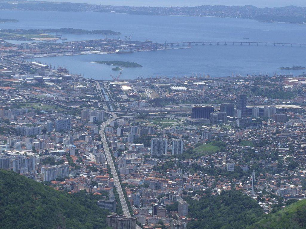 Guanabara bay. Photo Dkoukoul, CC BY 3.0
