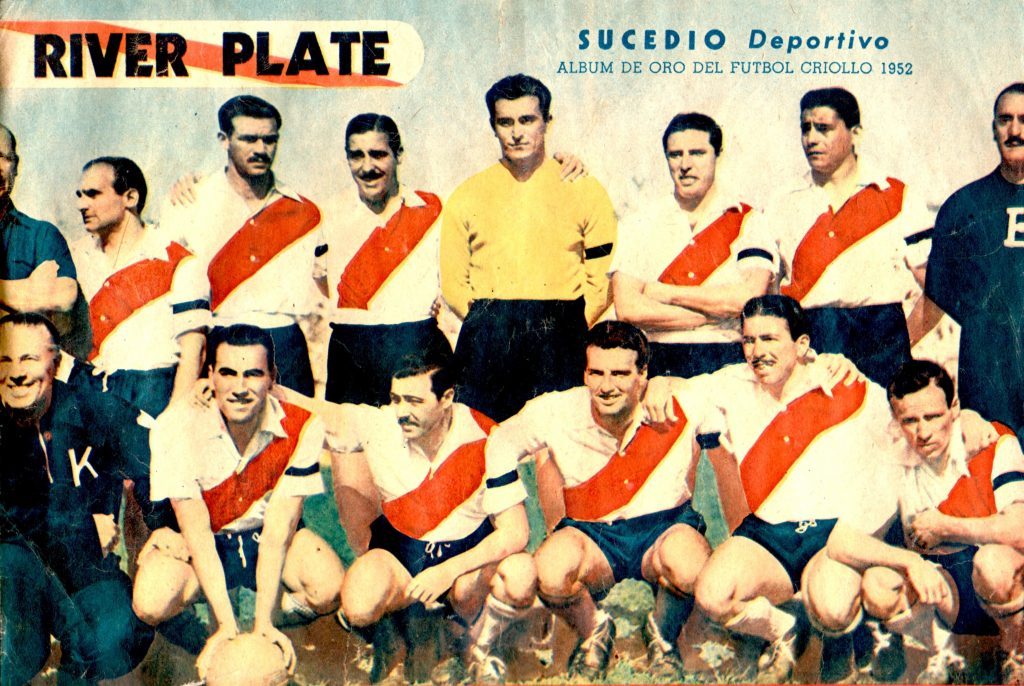River_Plate_Campeón_1952 small