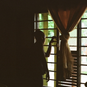 Through the Window, San Basilio de Palenque. August 2017
