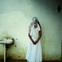 Juan De la Cruz's submission for the Latin American Fotografía award, taken during the Day of the Dead celebrations